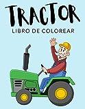 Tractor Libro de Colorear: Libro de Colorear Tractor, Más de 30 Páginas Para Colorear, Maquinaria Agrícola, Abonadora Libro para Colorear para Niños, ... -  Horas de Diversión Garantizadas!