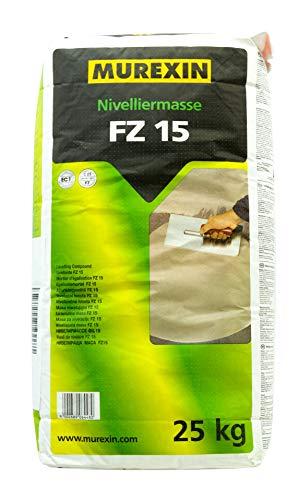 Murexin Nivelliermasse Bodenausgleichsmasse FZ 15 25 kg