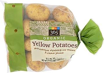365 Everyday Value, Organic Gold Potatoes, 3 lb Bag