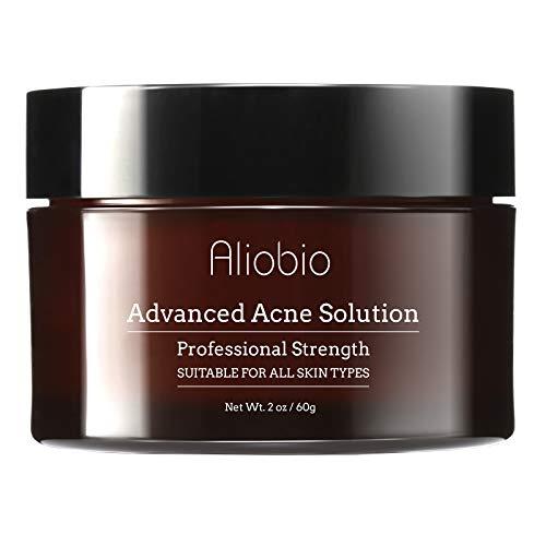 Akne Behandlung Anti Akne Spot Pickel Creme Makel Breakout Behandlung Gesicht Akne Narbenentfernung Gel-Creme reduziert Rötungen natürliche Hautpflege (60 g)