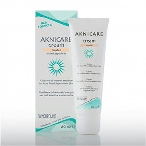 Aknicare-Cream Teint Clair 50Ml