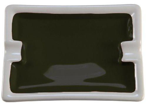 Blockx Green Earth Giant Pan Watercolor in Real Ceramic Refillable Pan