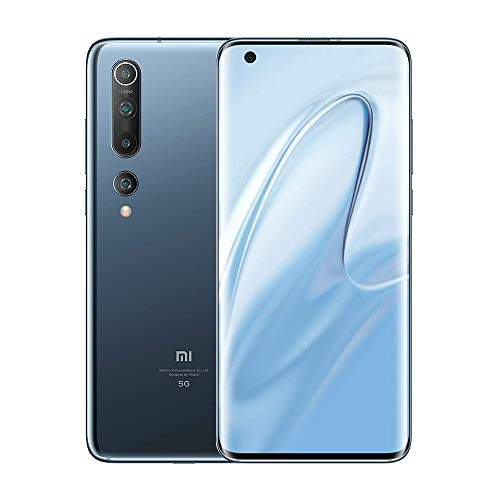 "Xiaomi Mi 10 16,9 cm (6.67"") 8 GB 256 GB Doppia SIM 5G USB Tipo-C Grigio Android 10.0 4780 mAh 10, 16,9 cm (6.67""), 8 GB, 256 GB, 108 MP, Android 10.0, Twilight Gray"