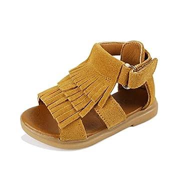 Best girls fringe sandals Reviews