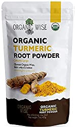 Organic Turmeric Root Powder by Organic Wise