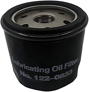 122-0833 Oil Filter Fits HDKAH,HDKAJ,HDKAK Replaces 185-5409