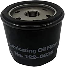 122-0833 Oil Filter Fits HDKAH,HDKAJ,HDKAK Replaces 185-5409