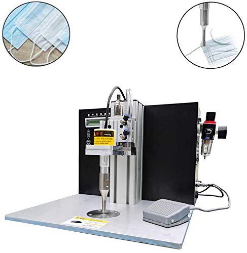 Saldatrice automatica a ultrasuoni, 1000 W 30 KHz per saldatrice in plastica tessuto non tessuto
