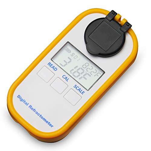 AMTAST Digital Coolant Refractometer for Car Antifreeze Urea...