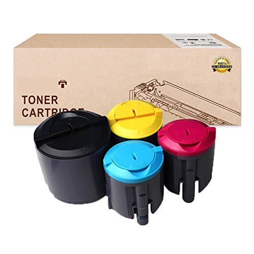Cartucce Di Cartucce Di Toner Compatibili Per Samsung CLP-K300A CLP-C300A CLP-M300A CLP-Y300A Cartuccia Toner Per Samsung CLP-300 300N CLX-2160 Toner CLX-3160N 3160FN,4 colors