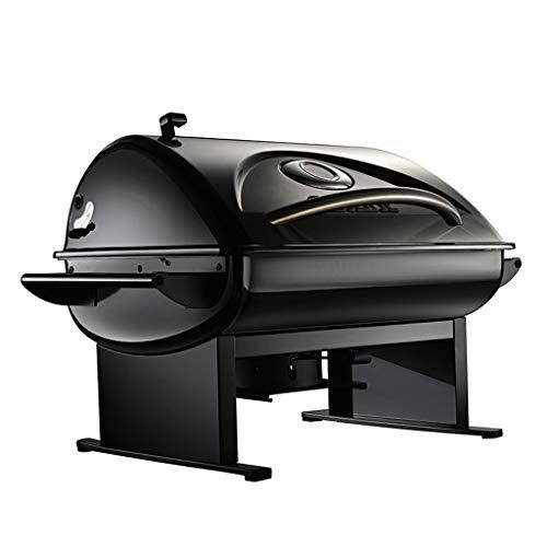 liushop Barbecue Griglia Strumento for Barbecue da Esterno Portatile for Barbecue a Carbone BBQ