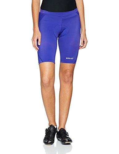 Briko Classic Lady Short Culote, Mujer, Azul, S