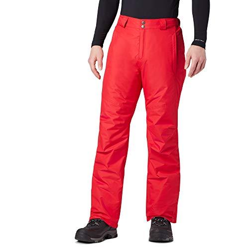 Columbia Bugaboo IV Los Pantalones De Esquí Térmicas, Hombre, Bright Indigo, M R