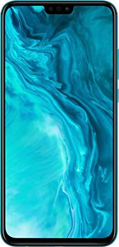 HONOR 9X Lite Emerald Green - Smartphone Bundle (6,5 Zoll Display, 128 + 4 GB) + 48MP Dual-Kamera + 8MP Frontkamera + gratis HONOR Classic Earphones [Exklusiv bei Amazon] – Deutsche Version