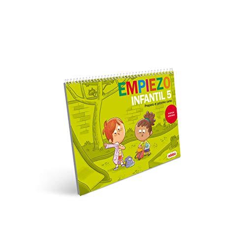 EMPIEZO INFANTIL 5: Prepara el próximo curso (contiene adhesivos)