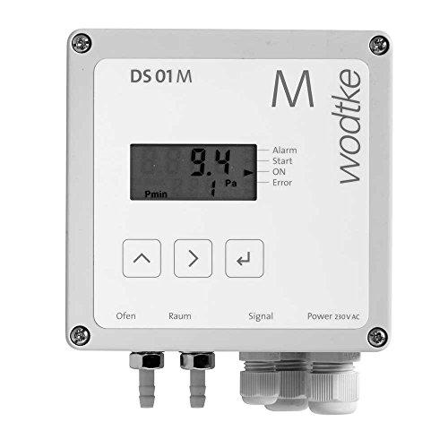 wodtke Differenz-Controller Differenzdruckwächter DS 01 M