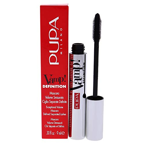 Pupa Milano Mascara Vamp! Definition Deep Black 9ml