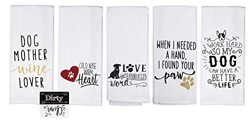 Top 10 Best Selling List for paw kitchen towels