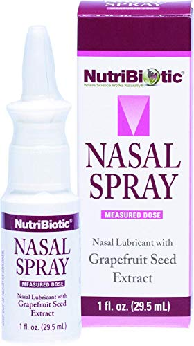 Nasal Spray with GSE, 1 fl oz (29.5 ml)