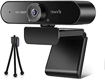 Tenvis 120 deg Wide Angle Video Conference Camera with Microphone
