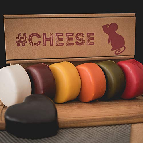 Cheese Rainbow Box - 7 Cheese Gi...