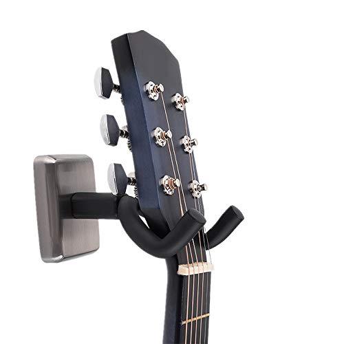 Fazeer Guitarra Colgador De Pared Accesorios De Gancho Base De Acero Inoxidable...