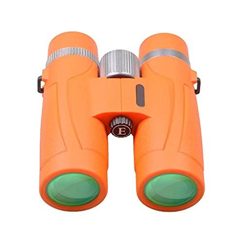 aedouqhr Telescopio, telescopio, cámara de teléfono móvil de visión Nocturna con Poca luz y Doble Tubo de Alta definición de 10x25, pequeño y portátil, Moda para Principiantes y niños