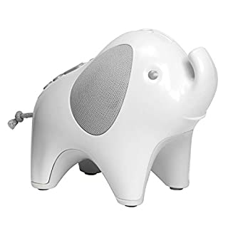 Skip Hop Baby Sound Machine: Moonlight & Melodies Nightlight Soother, Elephant (B076FB21X7) | Amazon price tracker / tracking, Amazon price history charts, Amazon price watches, Amazon price drop alerts