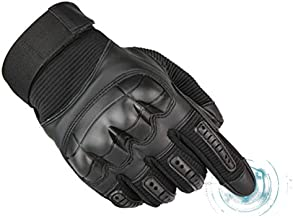 Safe Tactical Motorcycle Work Gloves - Outdoor Shooting Combat Training Touch Screen Anti-cutting