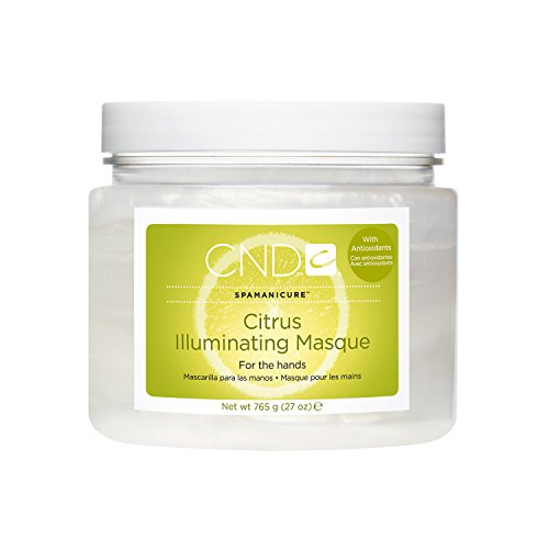 Creative Nail Citrus Illuminating Masque 27 .Oz by Creative