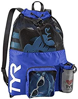 Big Mesh Mummy Backpack, Assorted