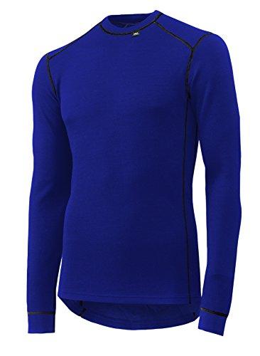Helly Hansen 75026 Roskilde T-shirt chaud ras du cou à manches longues, 75026-590-2XL