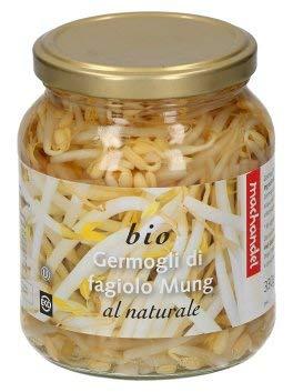 Machandel Germogli Di Fagiolo Mung Al Naturale - 30 g