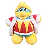 uiuoutoy Kirby King Dedede Plush 10'' Figure