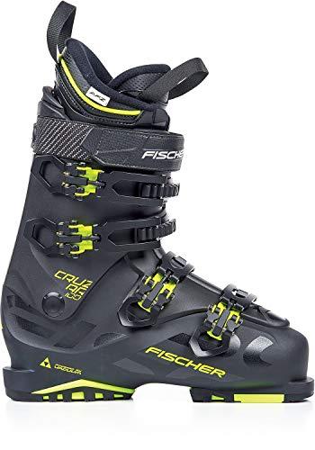 Fischer Unisex– Erwachsene, schwarz/gelb, Skischuhe CRUZAR 100 PBV, 28.5, 285
