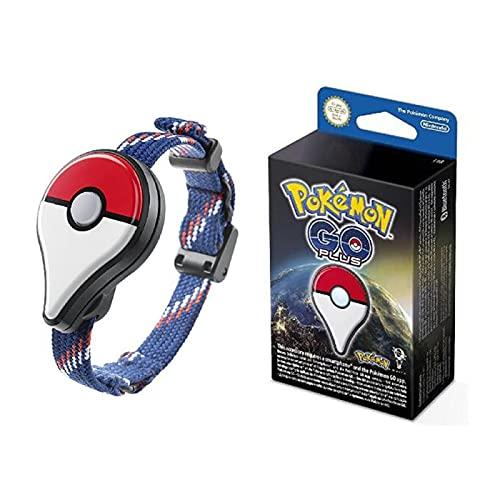 Pokemon Go Plus Auto Catch Pulsera Pulsera Reloj Digital Bluetooth Banda De Carga Interruptor Accesorio De Juego
