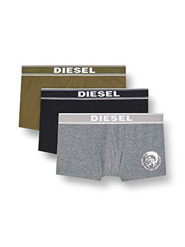 Diesel Herren Umbx-shawnthreepack Boxershorts, E5239-0tanl, XL