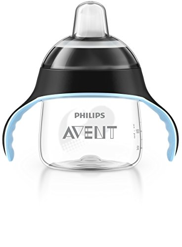 Philips Avent Pinguin Becher SCF751, schwarz