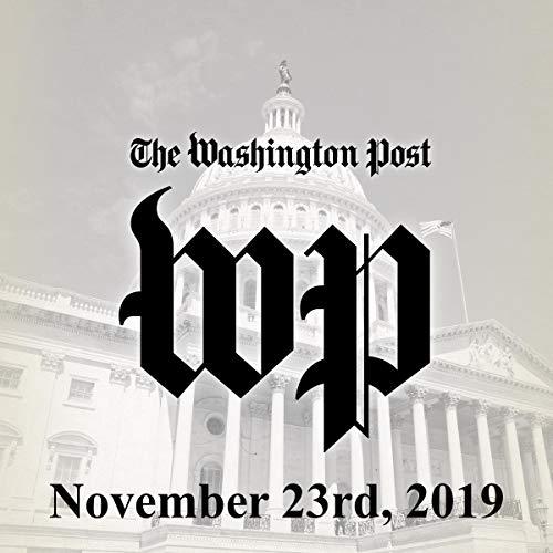 November 23, 2019 cover art