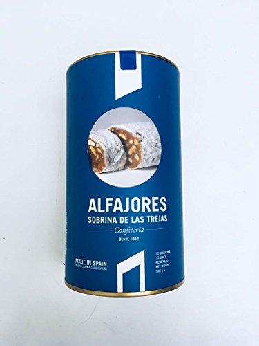 Alfajor de Medina Sidonia SOBRINA DE LAS TREJAS Estuche (10 x 50 g) [Pack 2 ud = 1.000 g]