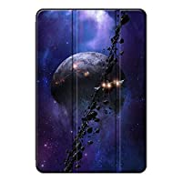 Fuleadture iPad Air 2/iPad Air 保護ケース,耐久性 衝撃防止 三段角度調節 レザー 指紋防止 三つ折 保護ケースカバー iPad Air 2/iPad Air Case-ad326