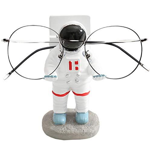 Mkurbgpjtrxz Divertido Soporte Para Teléfono Móvil De Astronauta, Decoración De Escritorio, Soporte Para Teléfono Para Tableta De Escritorio Compatible Con Todos Los Teléfonos Para Regalo