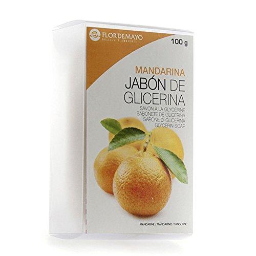'Poils de Mayo Savon Mandarine 100 g
