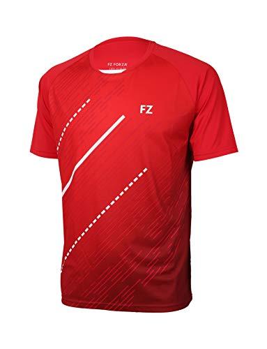 FZ Forza Men Balkan T-Shirt Red-M
