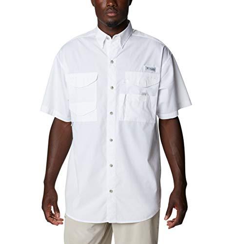 Columbia Men's Bonehead Icon Short Sleeve Shirt,...