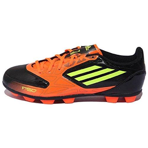 adidas ADIDAS F10 TRX FG - Botas de fútbol para Hombre, Color Naranja, Talla 44