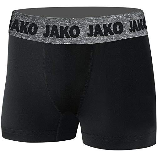 JAKO Herren Boxershort Funktion 8561 schwarz S