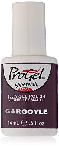 SuperNail ProGel LED/UV Vernis à Ongles - Gargoyle - 14ml