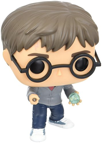 Funko Harry con Prophecy Figurina de Vinillo, Coleccion Harry Potter POP Movies, 9 cm (10988)