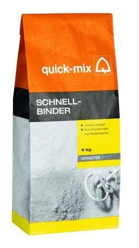 Quick-Mix Schnellbinder 5 kg